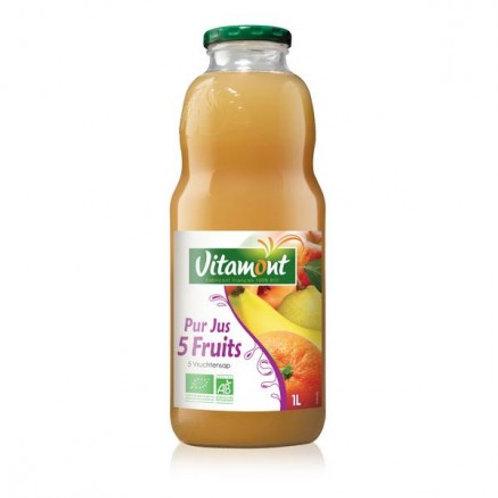 Cocktail de fruits 25cl