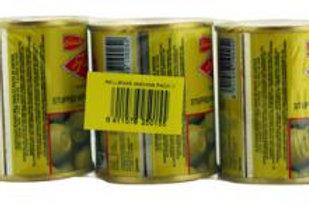 Olives farcies anchois. boite 50g