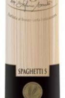 Pâtes italiennes Spaghetti n°5 Bronze. 500g 1881
