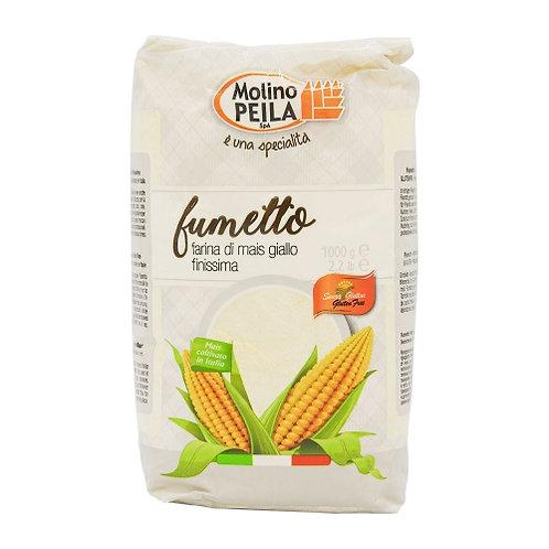 Farine de maïs Italie