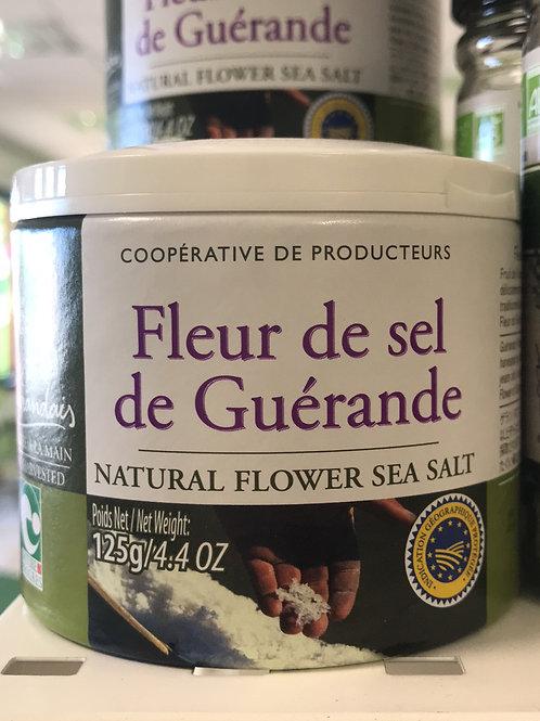 Fleur de sel de Guerande 125g