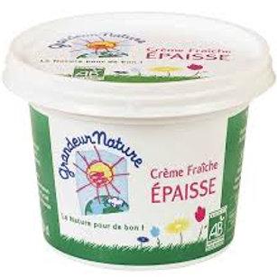 Crème fraîche épaisse 20cl