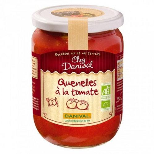 Quenelle en sauce tomate 490g