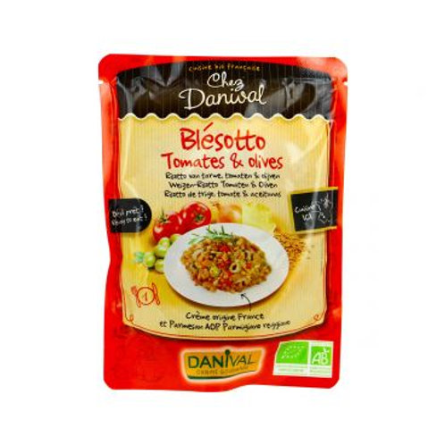 Blesotto tomates olives 250g
