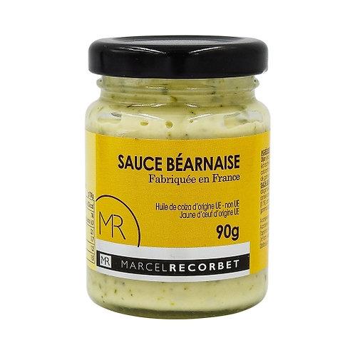 Sauce béarnaise. bocal 90g Marcel Recorbet