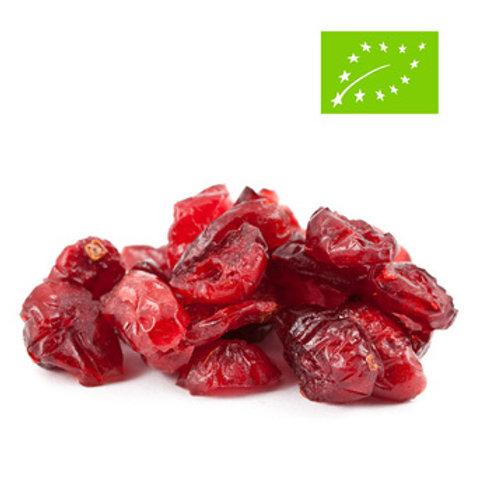Cranberries bio prix au Kg