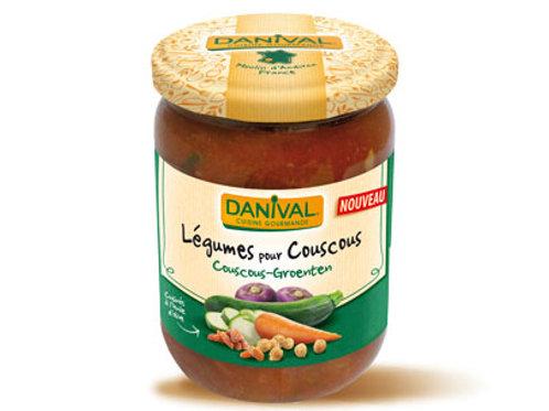 Légumes pour couscous 525g