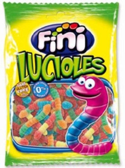 Bonbons lucioles acides. paquet 100g