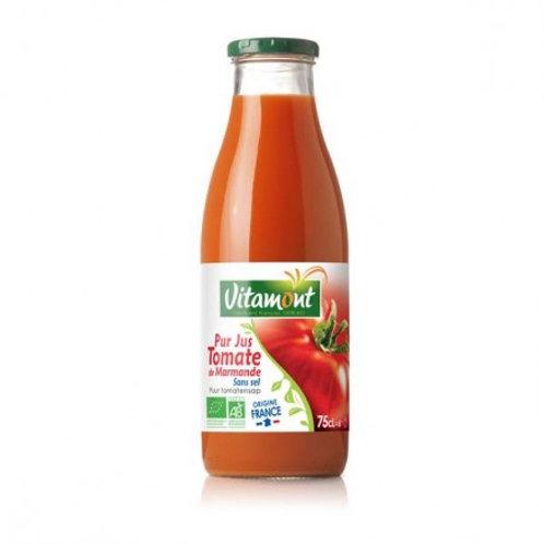 Pur jus de Tomate de marmande 75cl