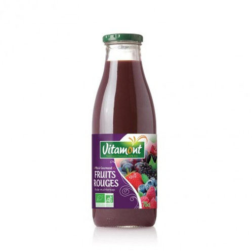 Jus fruits rouges 75cl