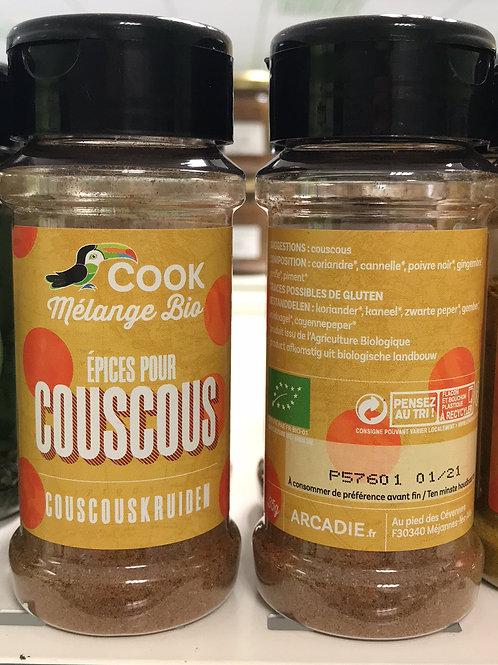 Épices pour couscous