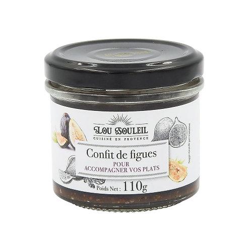 Confit de figues France bocal 110 g