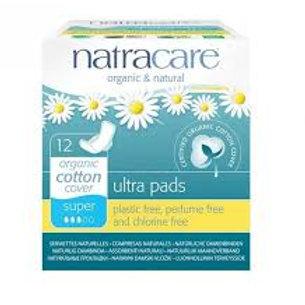 Natracare: Serviettes naturelles regular