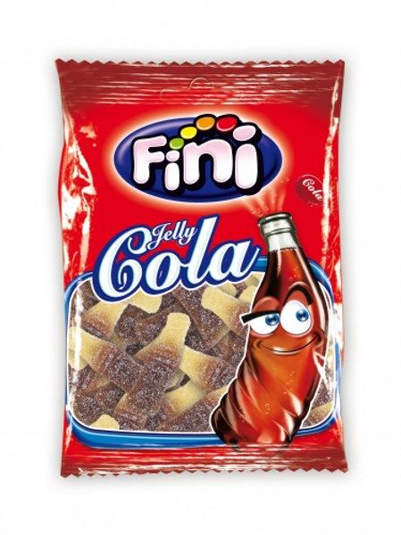 Bonbons bouteilles cola acides  paquet 100g