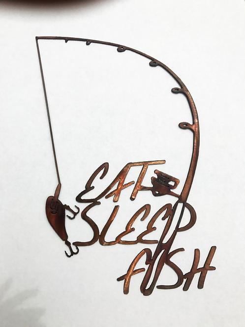 Eat,Sleep, Fish