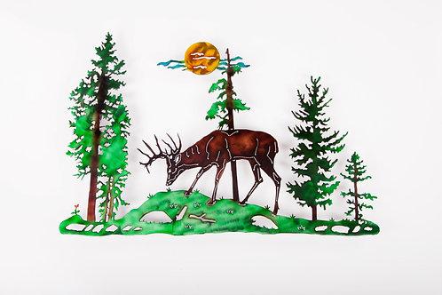 Deer In Pines (LFC)