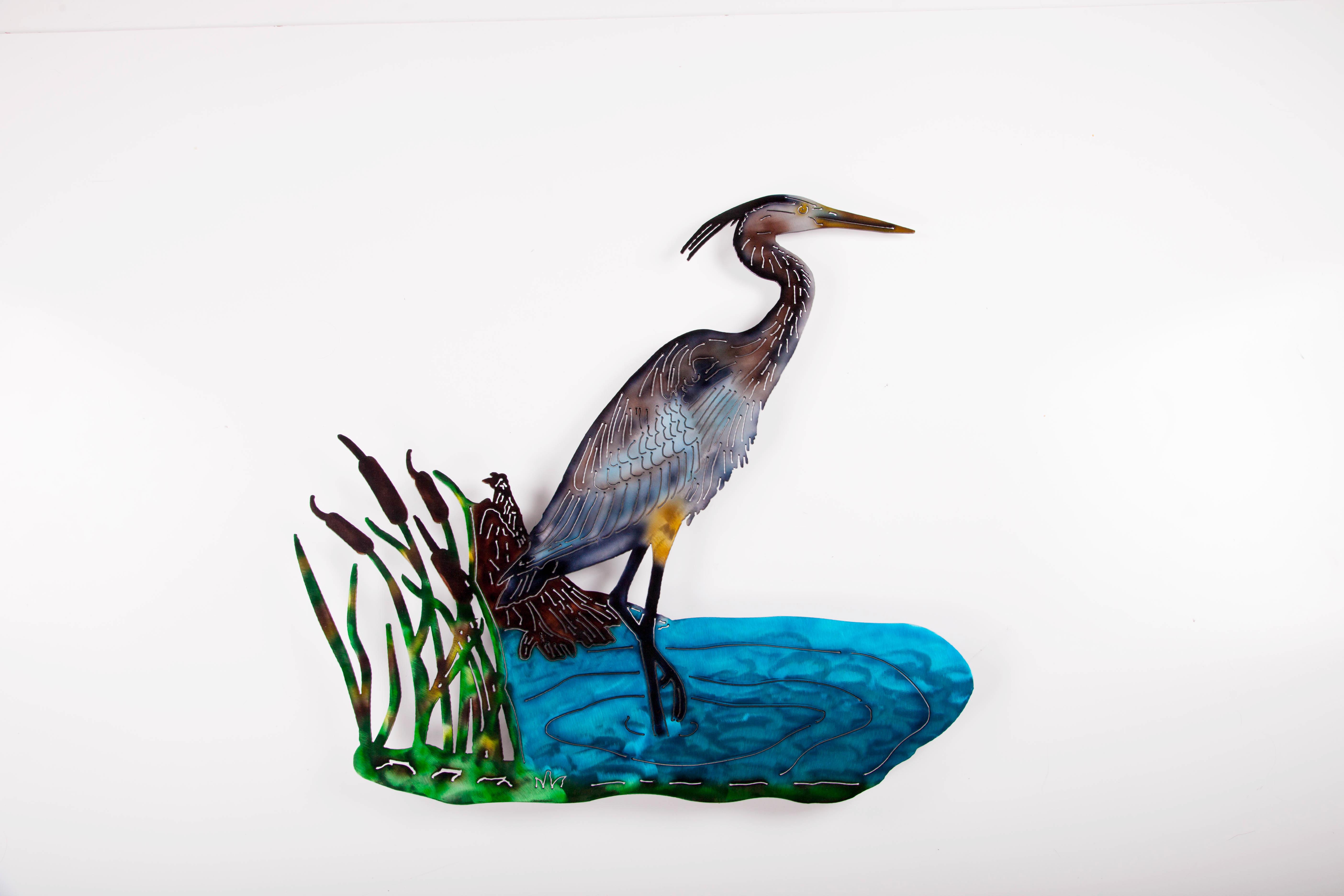 Blue Heron (C)