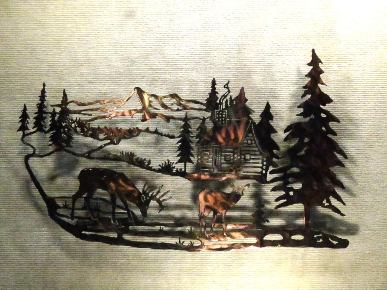 Cabin Scene (O)