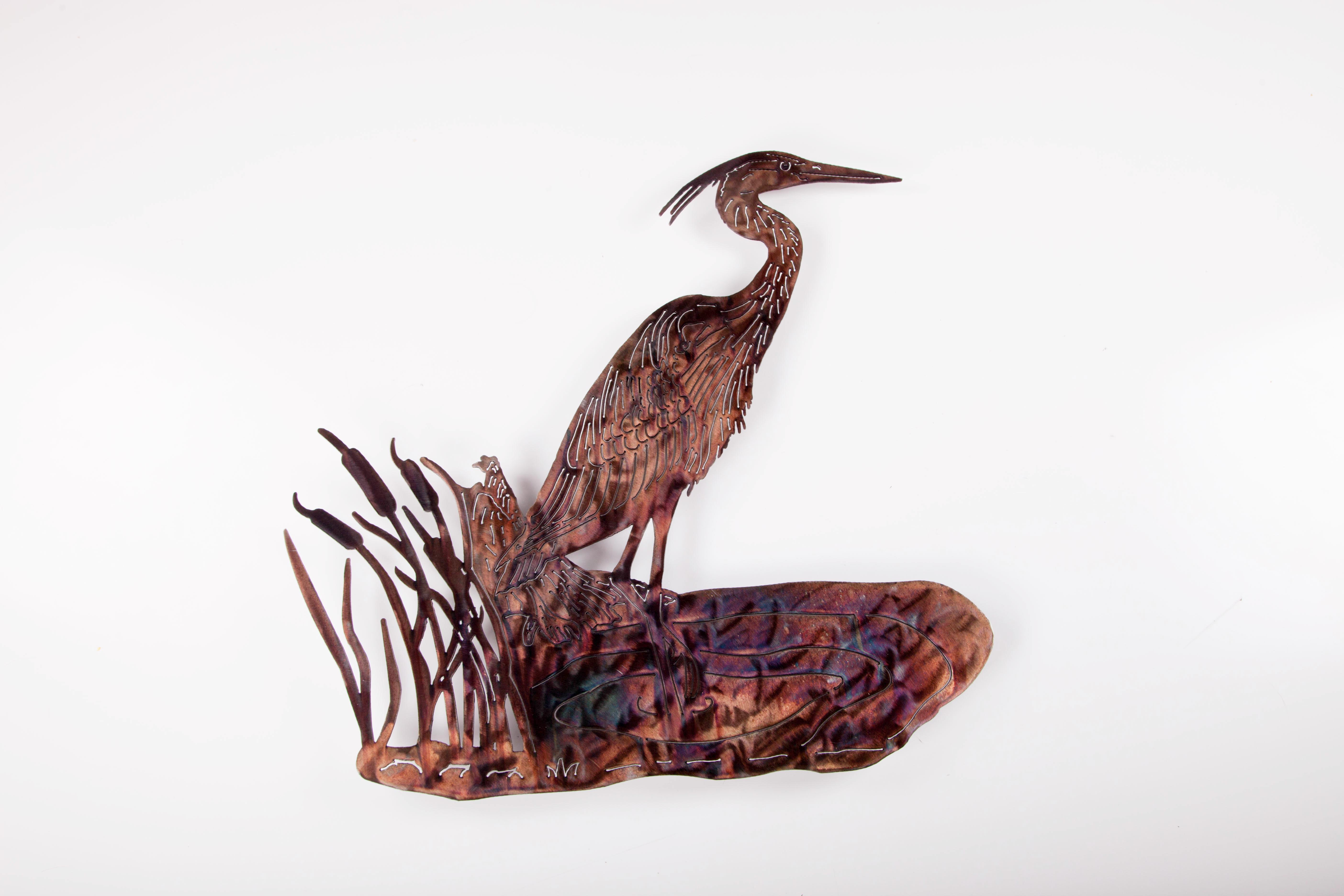 Blue Heron (P)