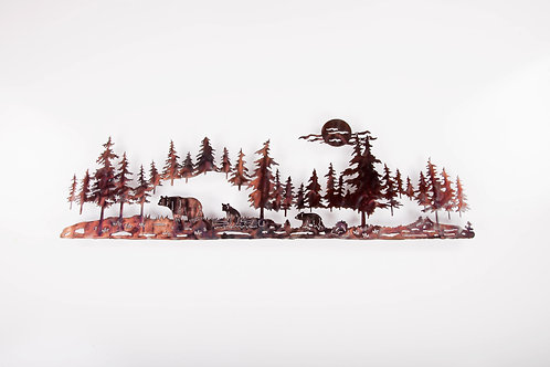 Bear Pine line (P)