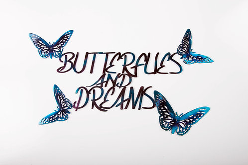Dreams and Butterflies (PB)