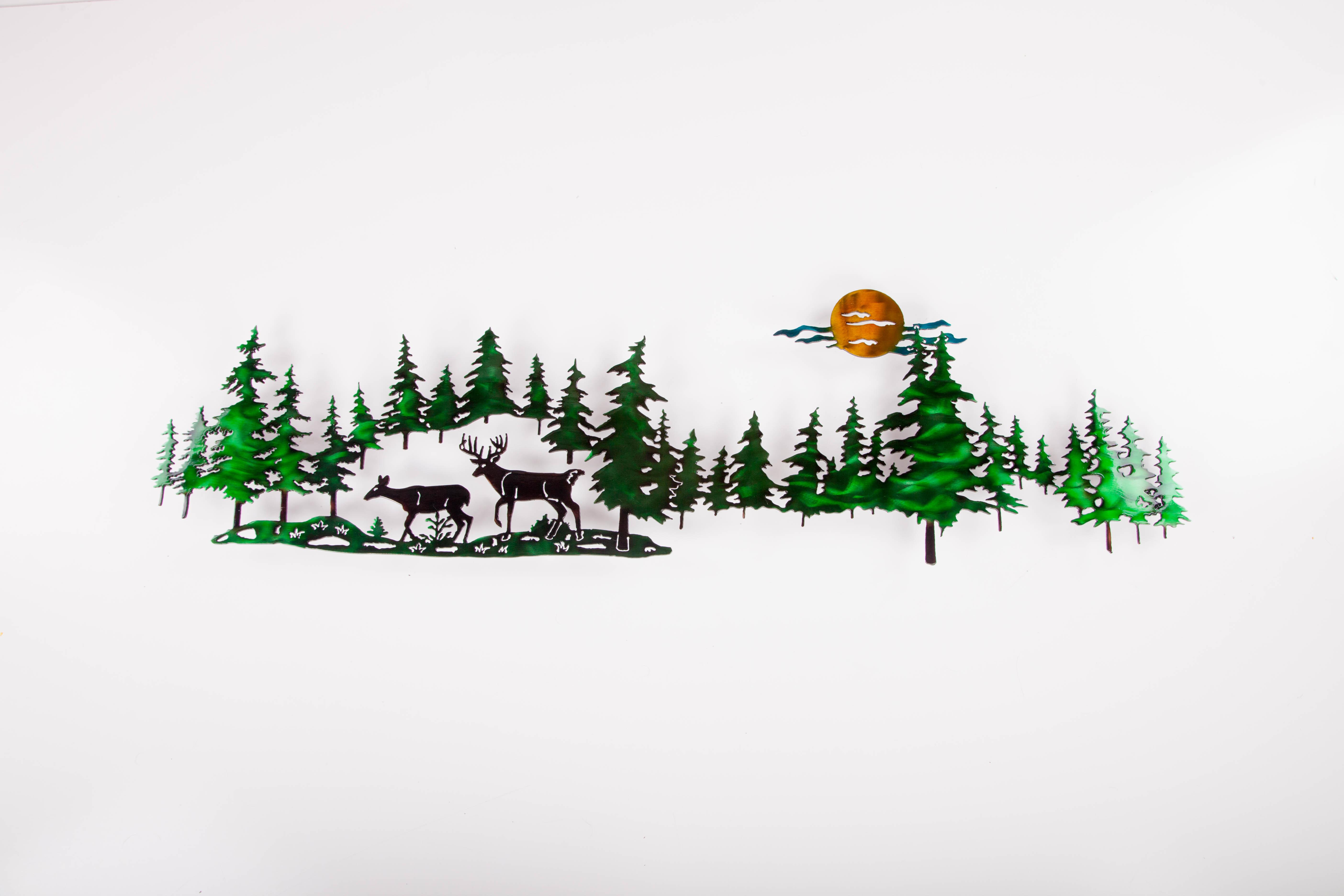 Long Deer Pine line (C)