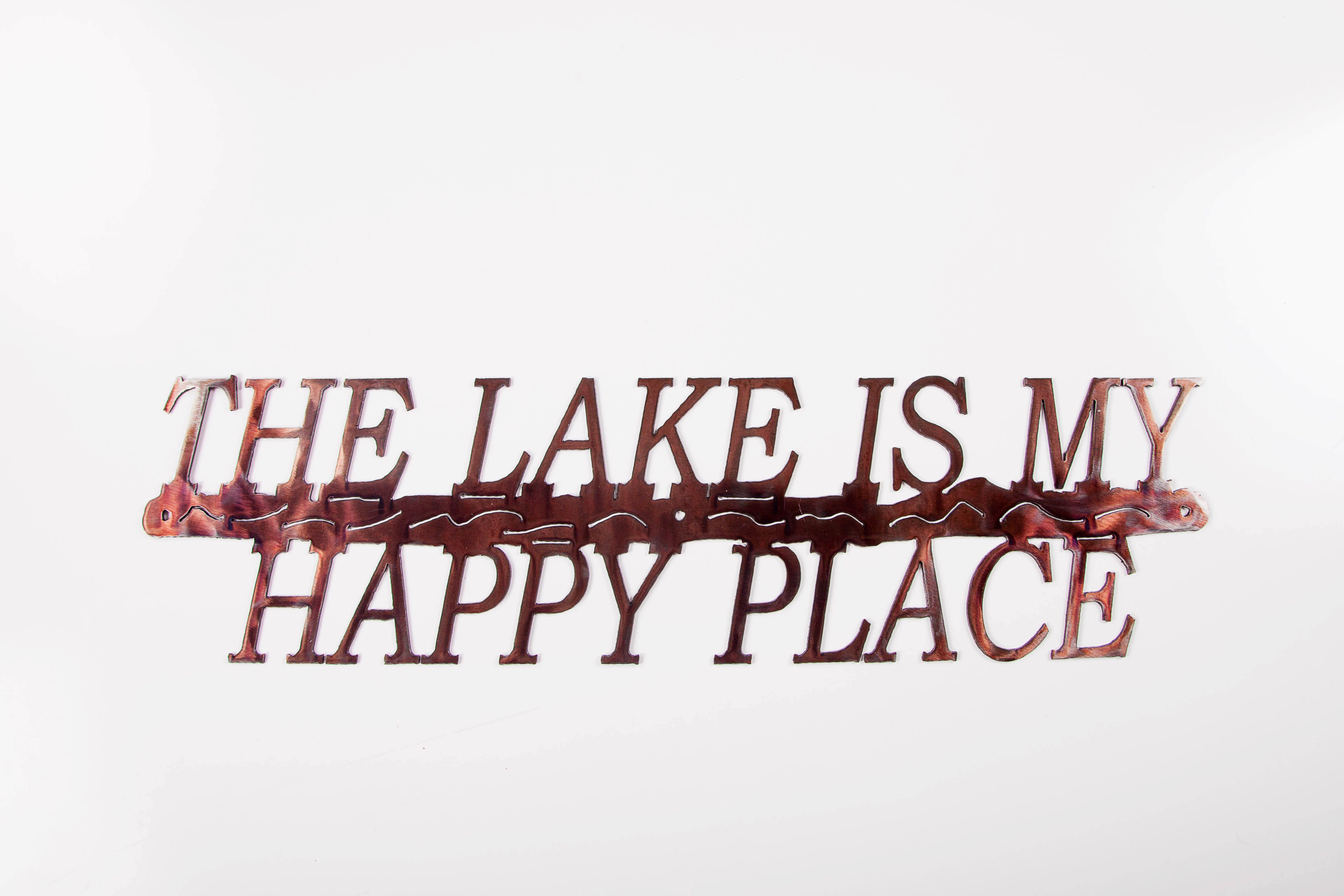 The Lake is my Happy Place
