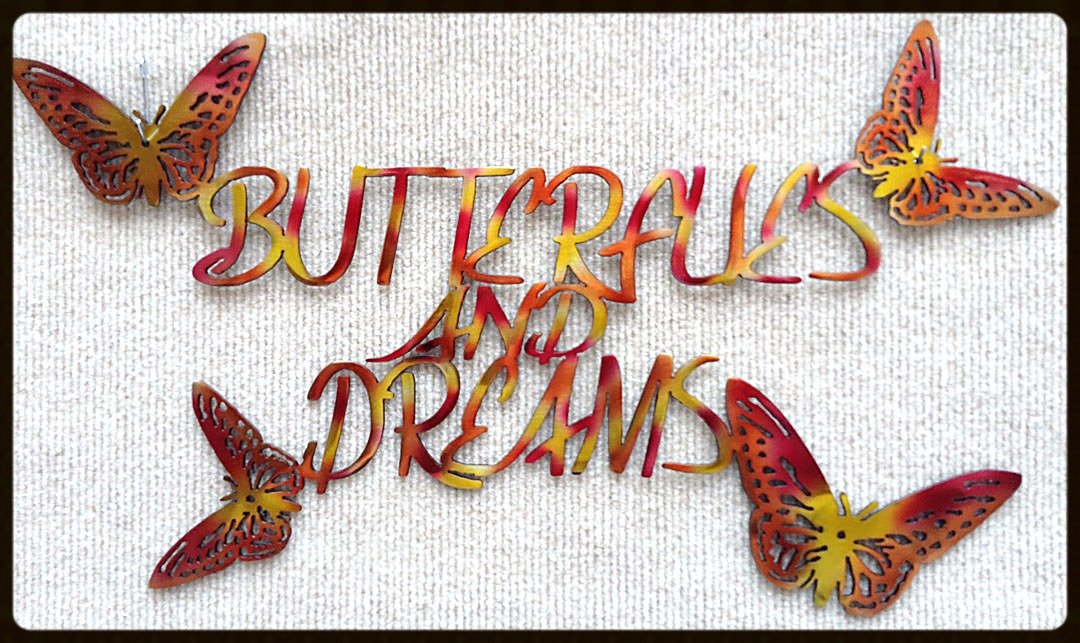 Butterflies and Dreams (O)