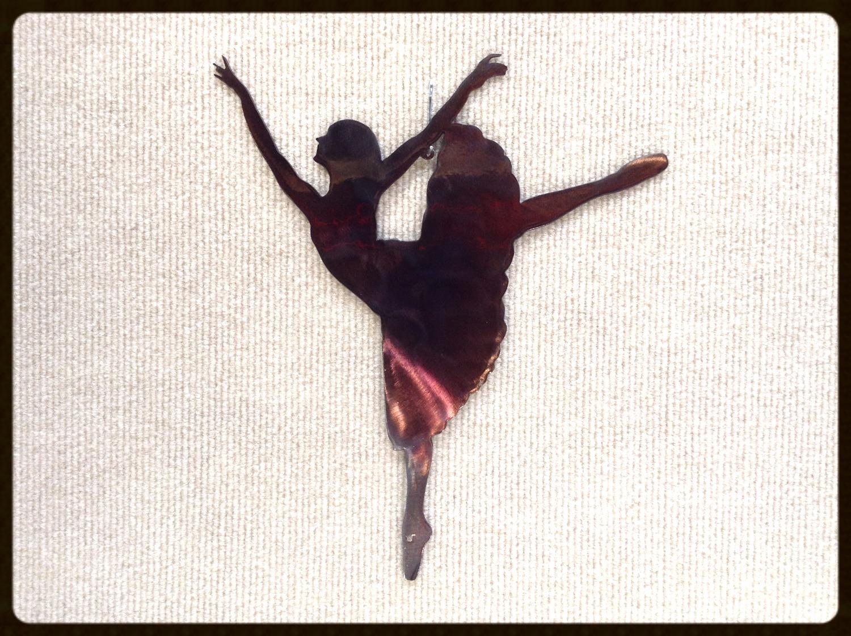 Dance Girl w/ Skirt