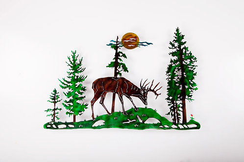 Deer in Pines (RFC)
