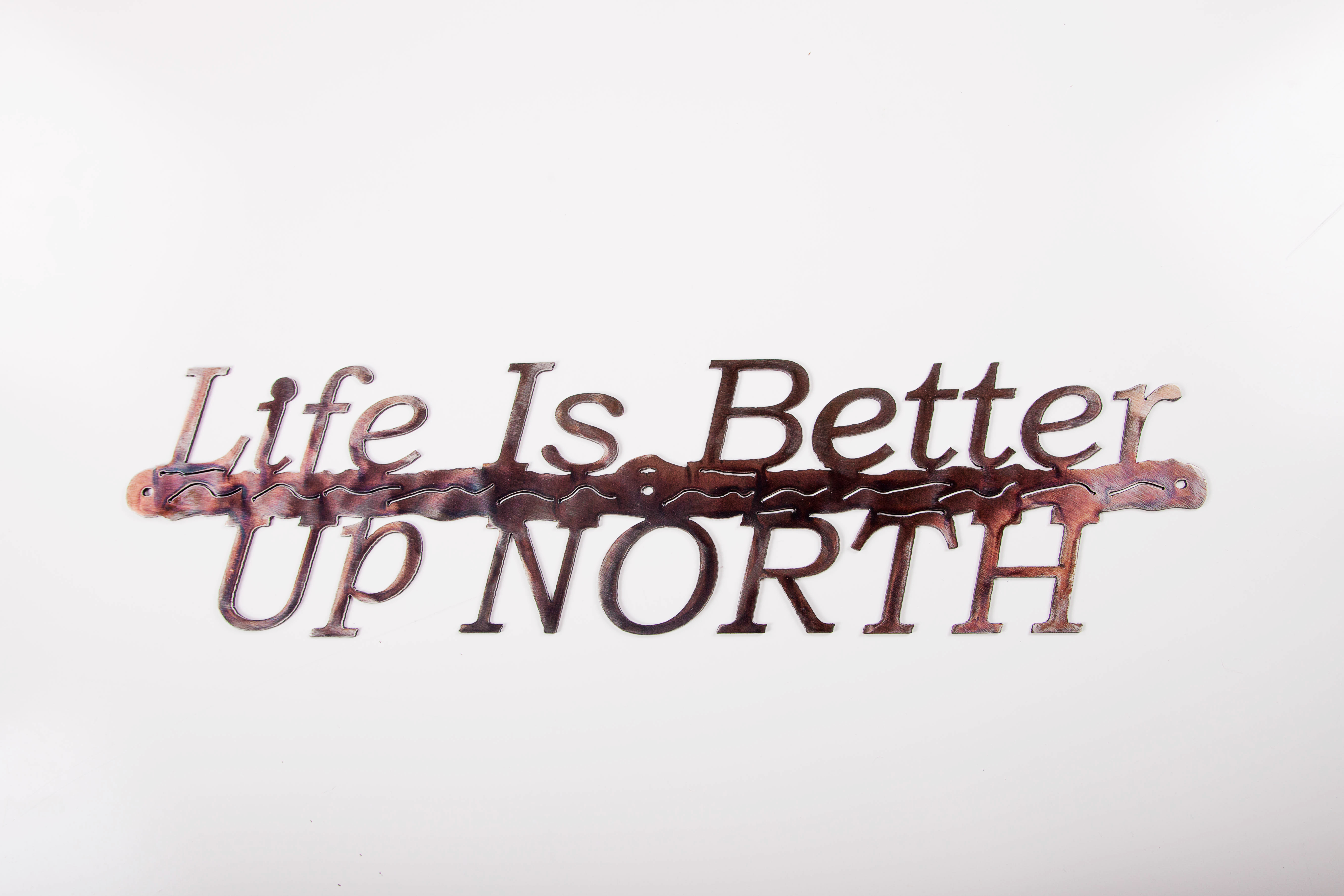 Life is Better Up North