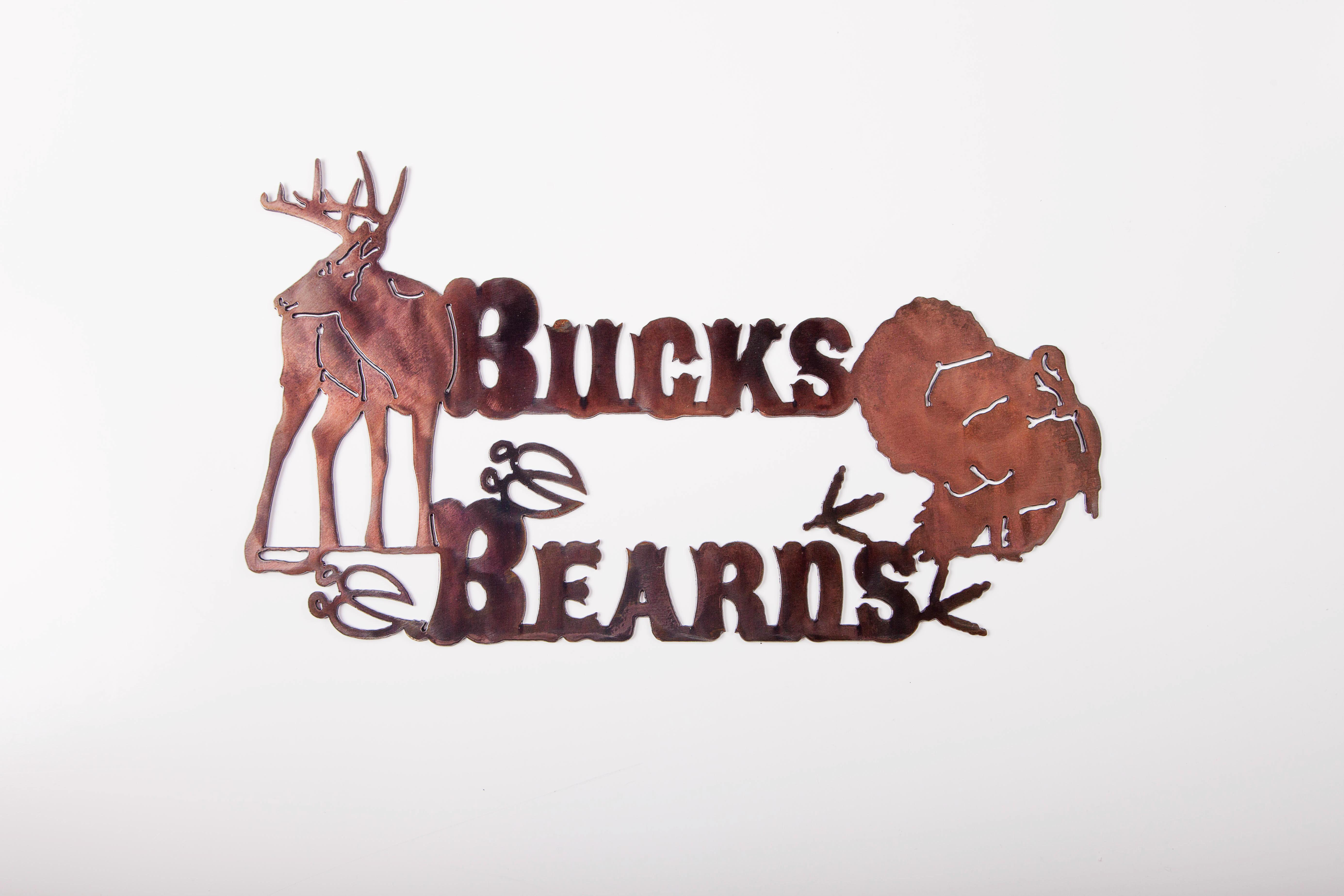 Bucks and Beards