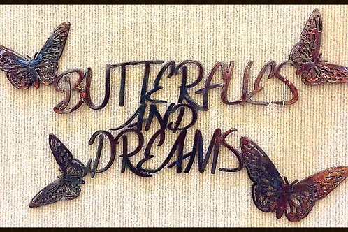 Butterflies and Dreams (P)