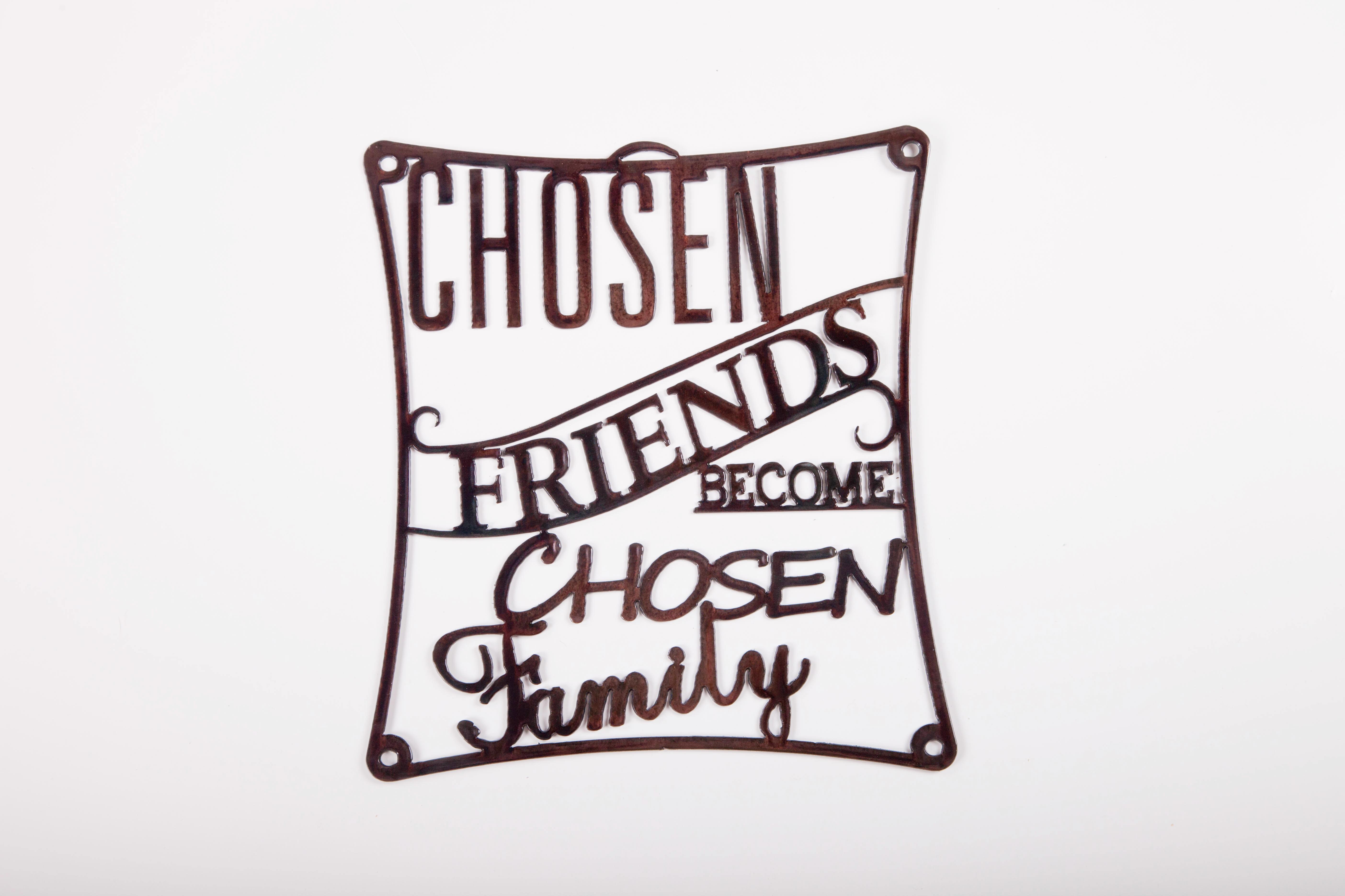 Chosen Friends