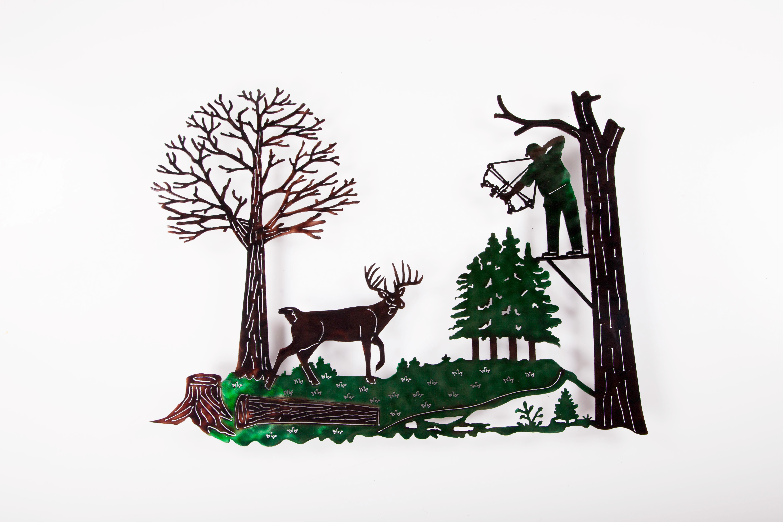 Bow-hunting Scene (C)