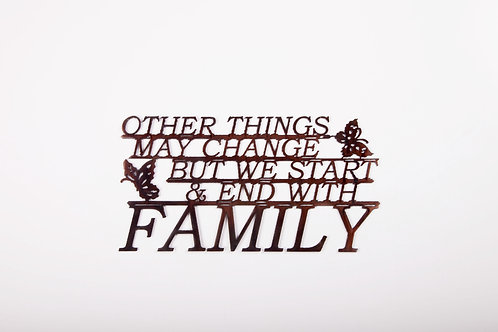 Other Things-Family
