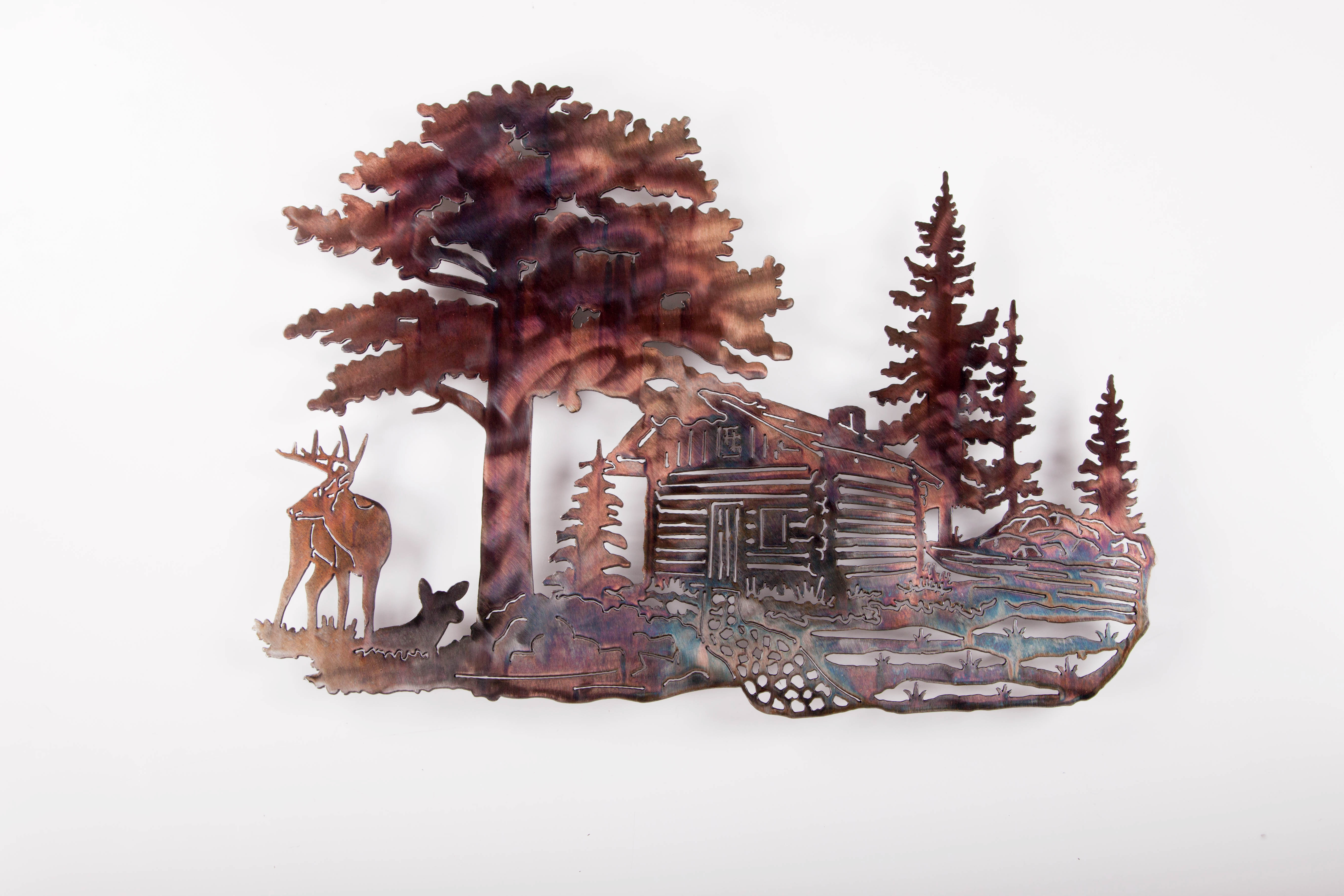Cabin Scene (P)