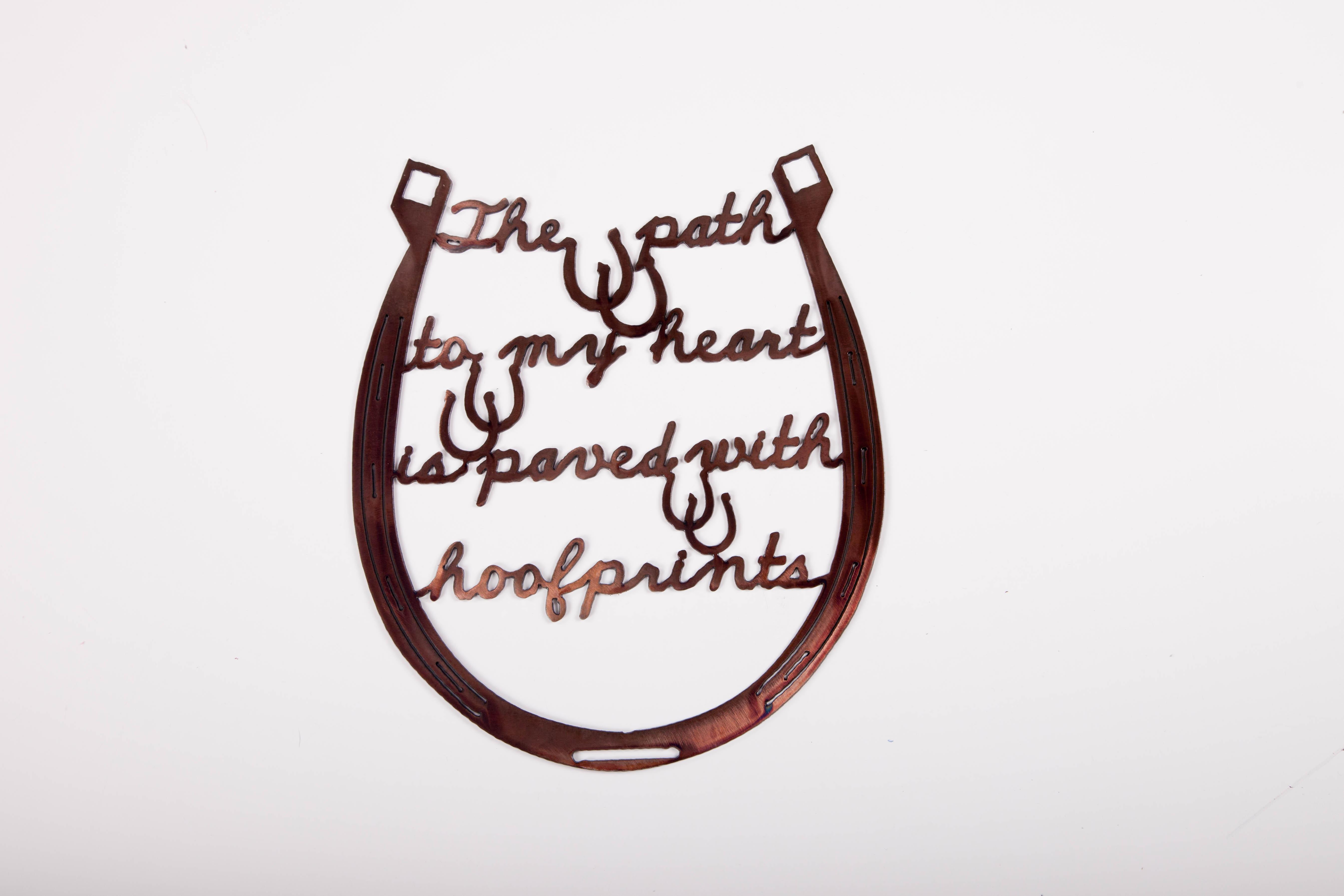Path to my Heart-Horseshoe