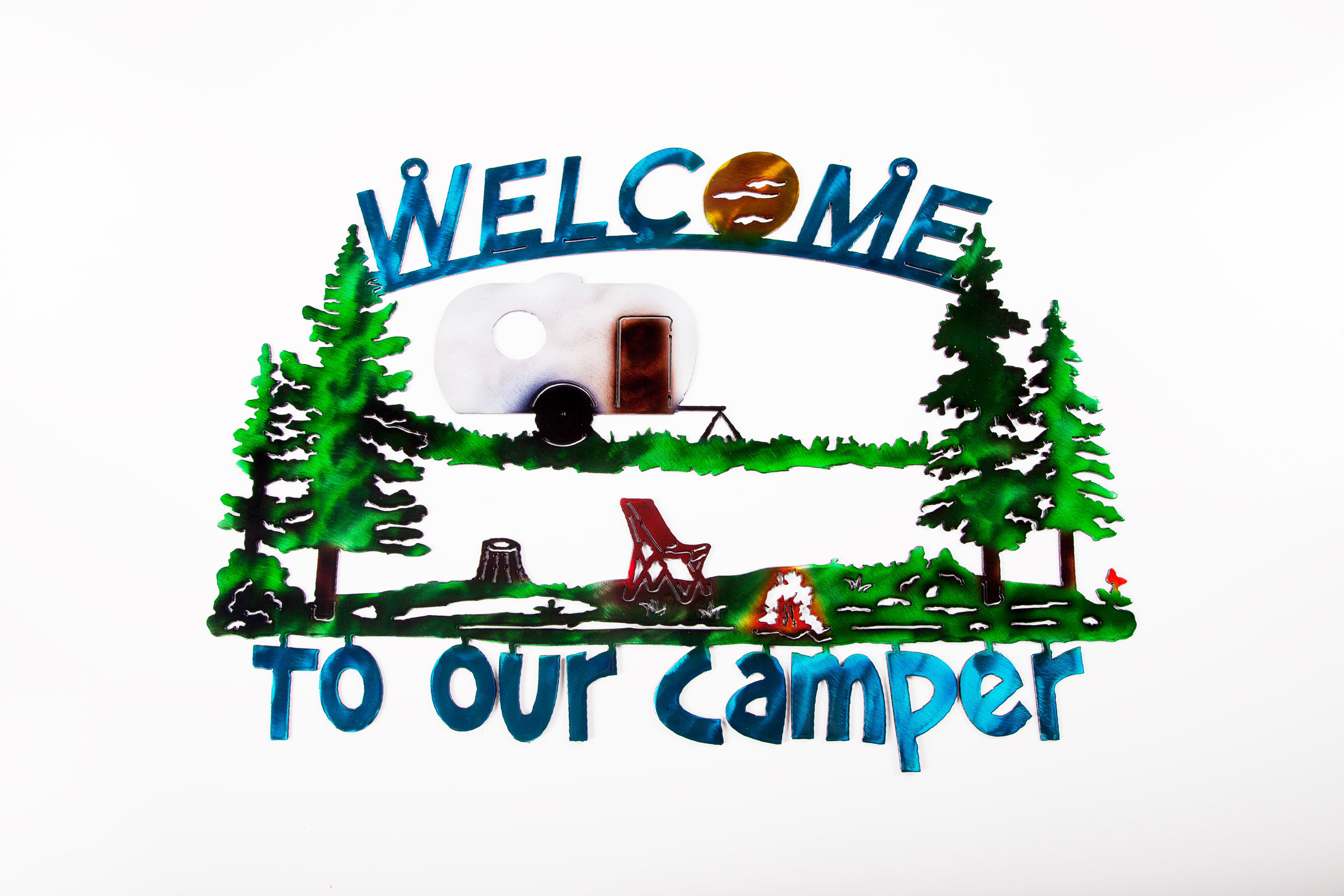 Welcome to Our Camper (C)