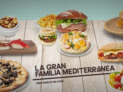 LA GRAN FAMILIA MEDITERRANEA - DANI GARCÍA