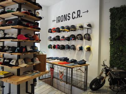 IRONS C.R.