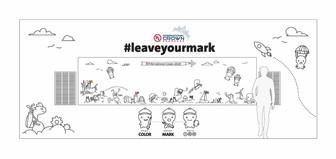 #leaveyourmark