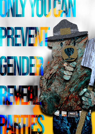 Copy of Only You can prevent Gender Reve
