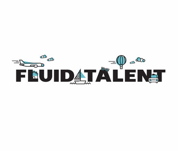 Fluid Talent Illustration