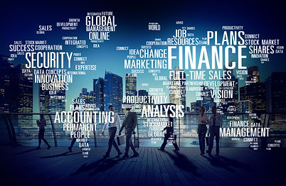 Global Finance Business Financial Market