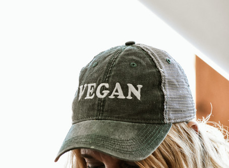 To vegan or not to vegan, that is the question.