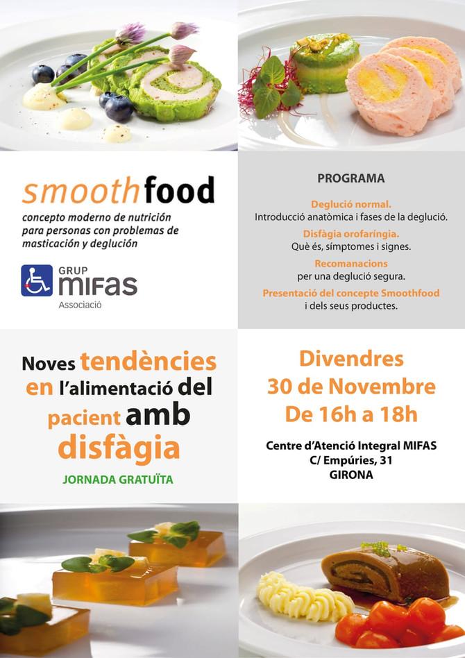 Smoothfood con el Grup MIFAS