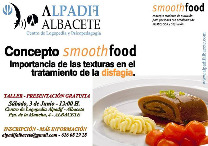 SMOOTHFOOD EN ALPADIF , Albacete