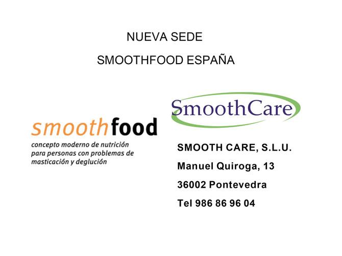 NUEVA SEDE SMOOTHFOOD ESPAÑA