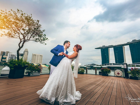 Featured: Sunil & Balpreet's Wedding in Singapore